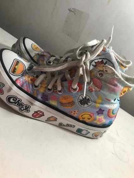 Zapatillas Botita Número 29