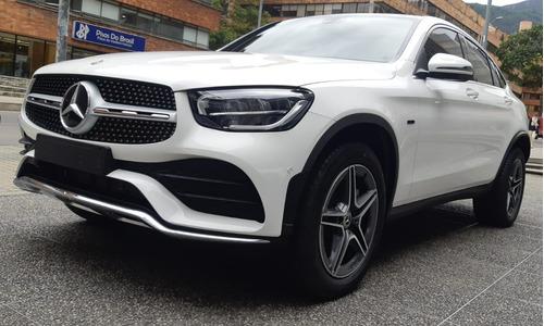 Imagen 1 de 10 de Mercedes Benz Glc 300 E 4matic Coupe 2022