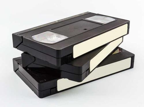 Cassettes Vhs Usados Para Colección Ó Usarlos Nuevamente