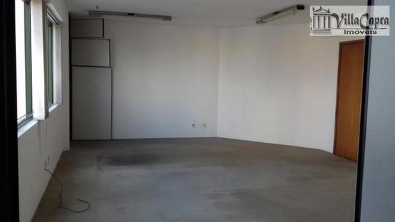 Sala Comercial Para Locação Em São José Dos Campos, Centro, 1 Vaga - 1182a_1-712843