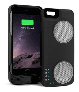 Peri Duo Para El iPhone 6 / 6s - Negro (no Para 6 Plus Model