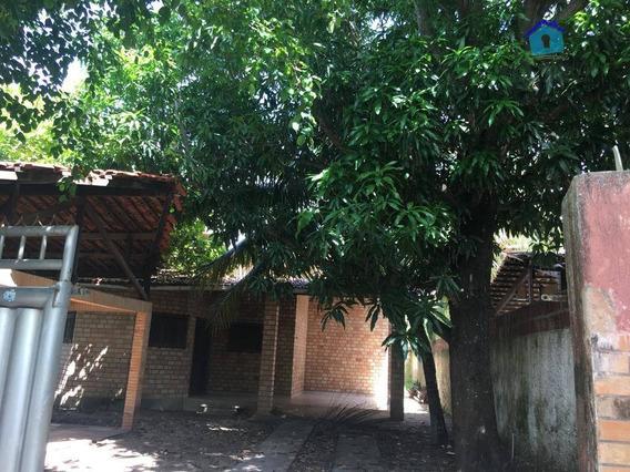 Casa A 50 Metros Da Praia De Carapibus! - Ca0464