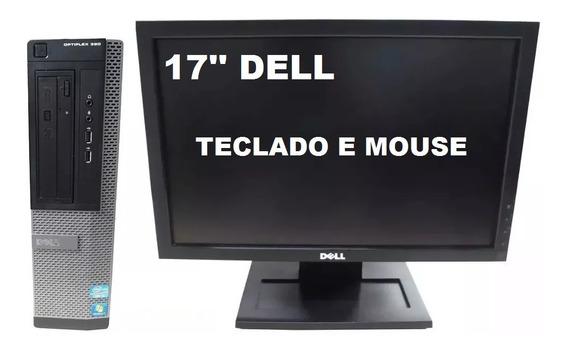 Computador Dell Optiplex 3010 Intel I3 4gb 500gb - Semi Novo