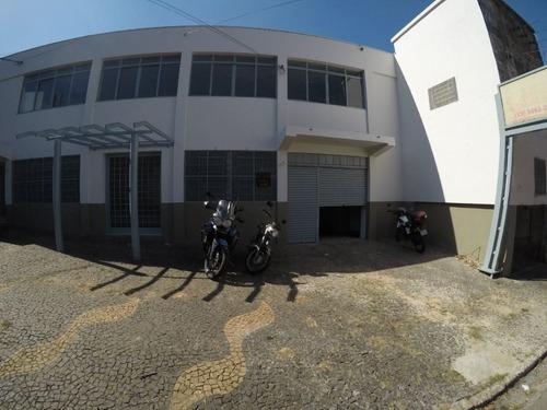 Salão Para Alugar, 736 M² - Vila Frezzarin - Americana/sp - Sl0221