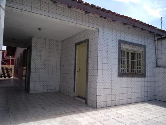 Casa Em Mongaguá, Balneário Itaóca !!ref.6931j