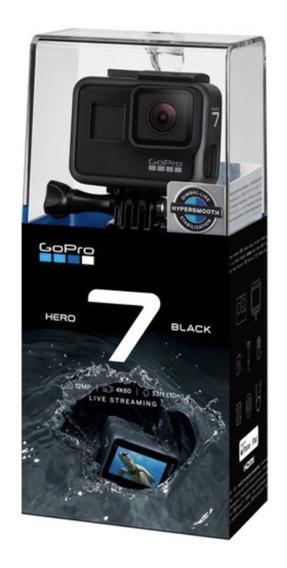 Gopro Hero 7 Black Envio Já - Comprada No Dutyfree