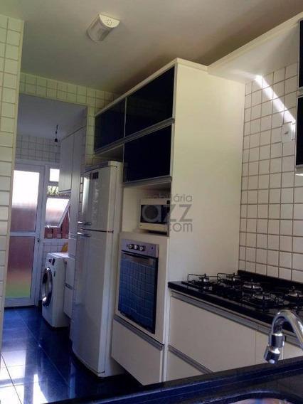 Casa Residencial À Venda, Jardim Madalena, Campinas. - Ca2934