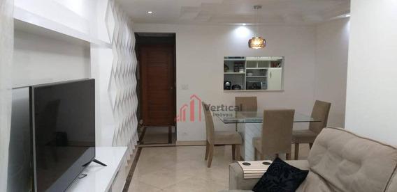 Apartamento Com 2 Dormitórios À Venda, 67 M² Por R$ 520.000,00 - Tatuapé - São Paulo/sp - Ap6013