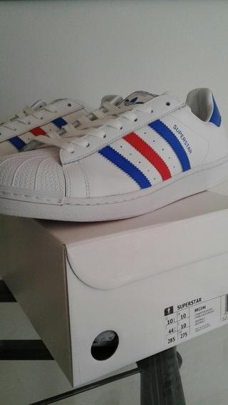 adidas Superstar Nuevas, Originales, En Caja