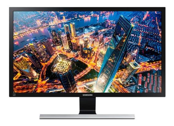 Monitores 28 Uhd Acabado Metálico Samsung