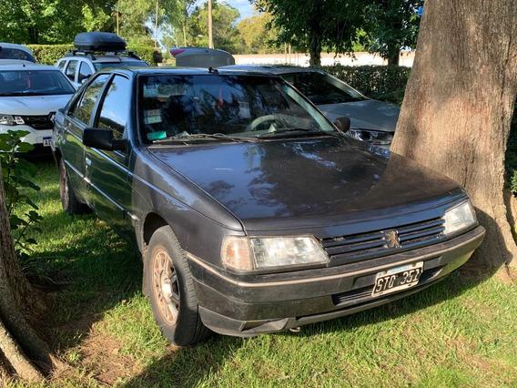 Peugeot 405 Sri Gas