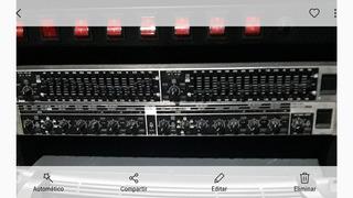 Procesador Crossover Ecualizador Behringer Rackera