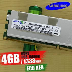 Memória Samsung 8 Gb (2 Pcs X 4 Gb) P/ Servidor Ddr3 1333mhz