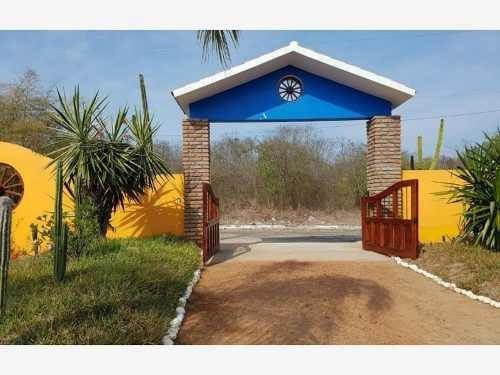Finca/rancho En Venta En Hacienda En El Quelite Pueblo Magico Terreno 1677 M2