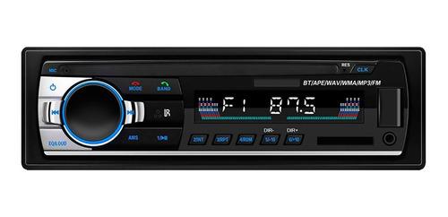 Stereo Pantalla Lcd Bluetooth + Usb Sd Aux Con Remoto Envio!