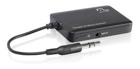 Receptor De Música Bluetooth Multilaser 10mts P2 - Re053