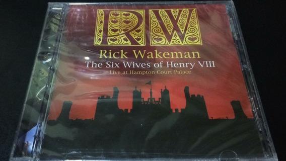 Rick Wakeman - The Six Wives Of Henry Viii - Cd Nuevo Cerrad
