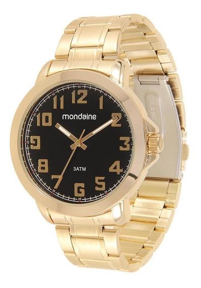 Relógio Mondaine Masculino 99268gpmvde1