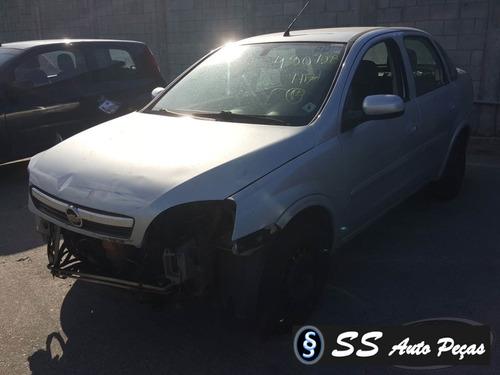 Imagem 1 de 2 de Sucata De Chevrolet Corsa Sedan 2008  - Retirada De Pecas