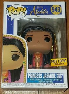 Princess Jasmine Desert Moon Aladdin Disney Funko Pop
