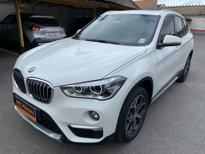 Bmw X1 2019 2.0 16v Turbo Active Flex Sdrive 20i X-line