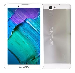 Tablet Gadnic Android 7 Pulgadas Con Chip Celular Dual Sim 4g Lte