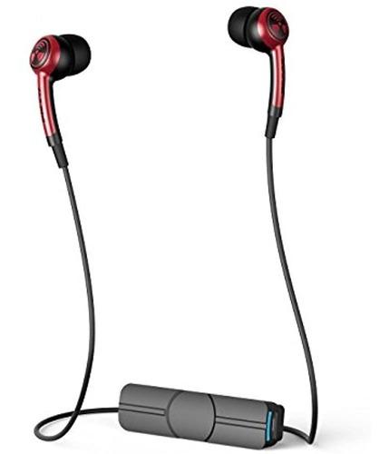 Imagen 1 de 2 de Ifrogz Ifplgwrdo Plugz Auriculares Inalambricos Color Rojo