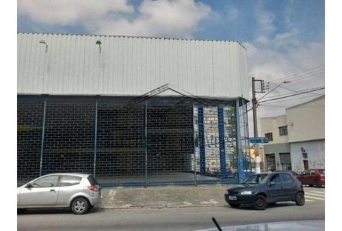 Imagem 1 de 3 de Galpão 3 Wc-3 Sala-refeitório - 520m² Oportunidade !!