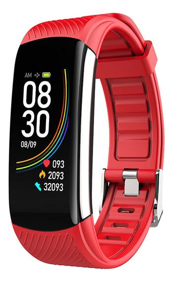 C6t Pulseira De Temperatura Corporal Relógio Inteligente