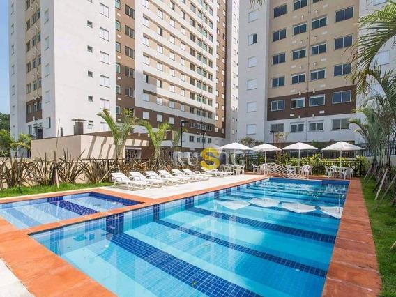 Apartamento Em Condomínio, Itaquera - Ap0846