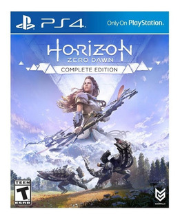 Oferta Horizon Zero Dawn Complete Edition Ps4