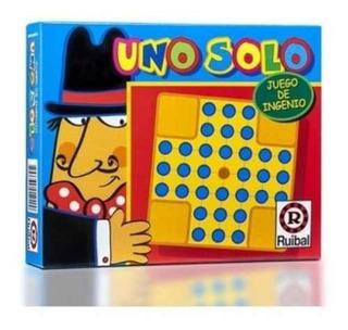 Juego De Ingenio Uno Solo Original Ruibal