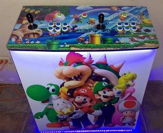 Oferta Tablero Arcade Multijuegos Pandora 9h 2200 Juegos