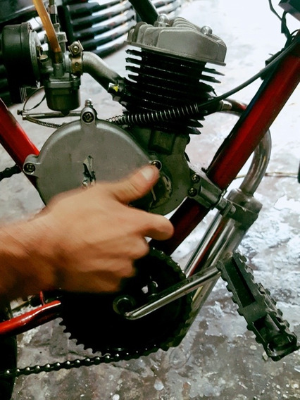 Mosquito Motocicleta
