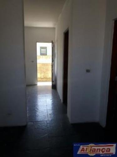Imagem 1 de 15 de Casa Para Locação No Bairro Vila Rio De Janeiro Em Guarulhos - Cod: Ai4015 - Ai4015