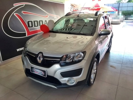 Sandero Stepway Hi-power 1.6 8v 5p