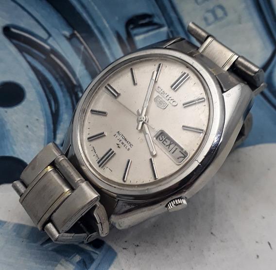 Relógio Seiko Automático 7019-7100