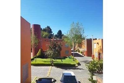 Casa En Renta En Condominio Cerrado En Carretera México-toluca, Cuajimalpa.