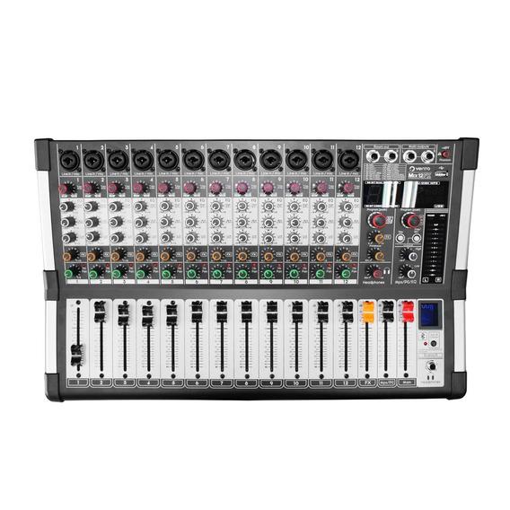 Consola Pasiva De 12 Entradas Vento Mix12fx