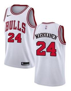 Camisa Jersey Nba Chicago Bulls - Vários Tamanhos