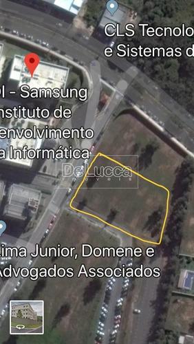 Imagem 1 de 11 de Área À Venda Em Alphaville Campinas - Ar004178