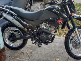 Zanella Zr 150 Negra