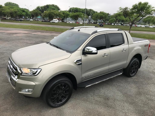 Ford Ranger 3.2 Limited Cab.dupla 4x4 Au. 4p Top