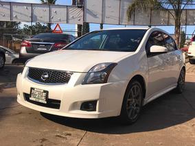 Nissan Sentra Se R Special V 6vel Aa Ee Qc Abs Mt 2012