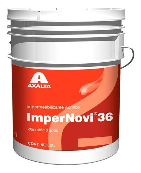 Impermeabilizante 19l Blanco 3 Años Impernovi Axalta