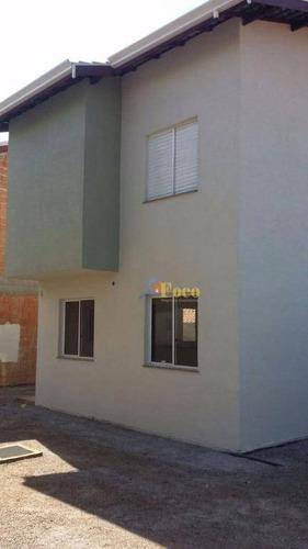 Imagem 1 de 3 de Casa Residencial À Venda, Nova Trieste, Jarinu. - Ca0364