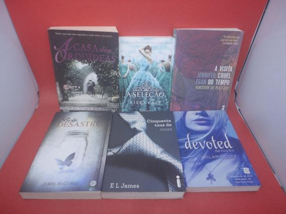 Lote 15 Livros O Símbolo Perdido Ficção Terror Suspense