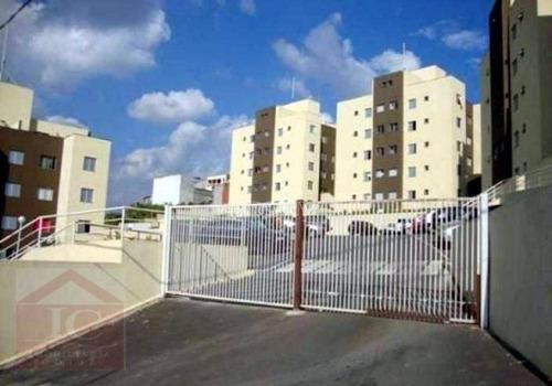Apartamento Com 2 Dormitórios À Venda, 103 M² Por R$ 300.000,00 - Jardim Leonor - Cotia/sp - Ap0267