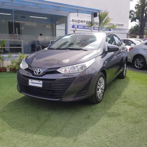 Toyota Yaris 2018 $ 13599