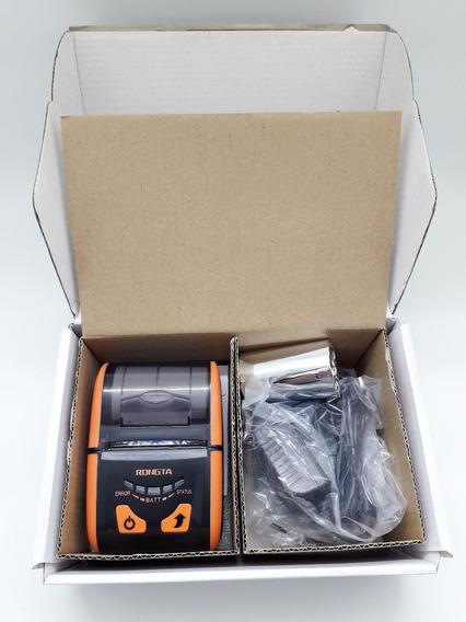 Impressora Portatil Rongta Rpp200-bwu Usb/wifi/bluetooth